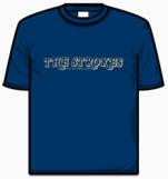 Strokes Modern Age Short Sleeve T-Shirt