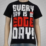 1981 Straight Edge Clothing Edge Day Black T-Shirt