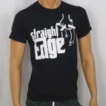 1981 Straight Edge Clothing Godfather Black T-Shirt