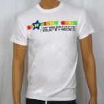 1981 Straight Edge Clothing Hardcore Kid White T-Shirt