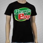 1981 Straight Edge Clothing Mountain Dew Black T-Shirt