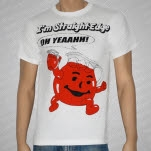 1981 Straight Edge Clothing Oh Yeah White T-Shirt