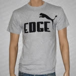 1981 Straight Edge Clothing Edge Sport Heather T-Shirt