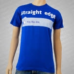 1981 Straight Edge Clothing You Like This Royal Blue T-Shirt