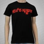 1981 Vegan and Vegetarian Dexter Black T-Shirt