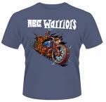 2000Ad Abc Warriors Deadlock T-Shirt