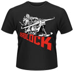 2000Ad Abc Warriors Deadlock 2 T-Shirt