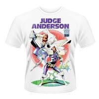 2000Ad Judge Anderson Judge Anderson 2 T-Shirt