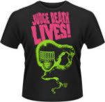 2000Ad Judge Death Judge Death Lives T-Shirt