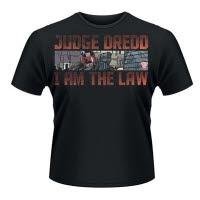 2000Ad Judge Dredd Gun T-Shirt
