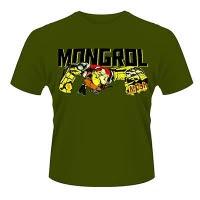 2000Ad Mongrol Mongrol T-Shirt