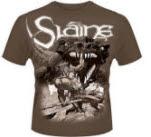 2000Ad Slaine Slaine Painting T-Shirt