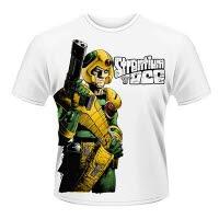 2000Ad Strontium Dog Gun T-Shirt