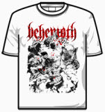 Behemoth Wolfpack Short Sleeve T-Shirt
