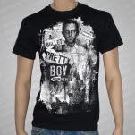 A Bullet For Pretty Boy Headliner Black T-Shirt