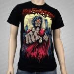 A Bullet For Pretty Boy Kill Kill Kill Black T-Shirt