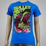 A Bullet For Pretty Boy Shark Turqouise T-Shirt