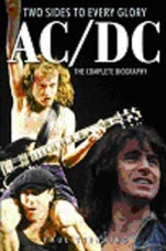 AcDc AcDcTwo Sides To Every Glory Book
