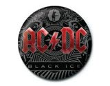 Acdc Black Ice Badge
