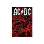 Acdc Rock N Roll Train Flag