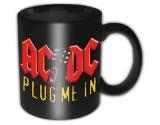 Acdc Plug Me In Mug