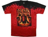 Acdc Burning Bells T-Shirt