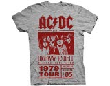 Acdc Red Highway T-Shirt