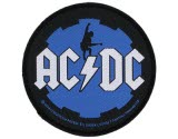 Acdc Angus Cog Woven Patch