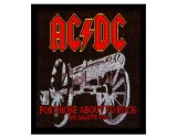 Acdc Cannon Woven Patch