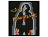 Acdc Powerage Woven Patch
