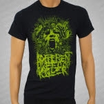 A Different Breed of Killer Medusa Black T-Shirt