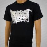 A Different Breed of Killer Silver Foil Logo Black T-Shirt