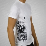 A Different Breed of Killer Tree White T-Shirt