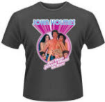 Adult John Holmes Johnny Wadd T-Shirt