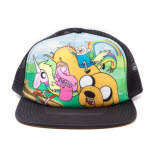 official Adventure Time Adventure Time Snap Back