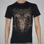 Adversary Ram Skull Black T-Shirt