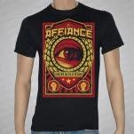 Affiance Propaganda Black T-Shirt