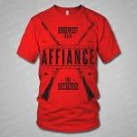 Affiance Revolution Red T-Shirt