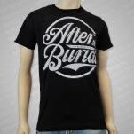 After The Burial Script Black T-Shirt