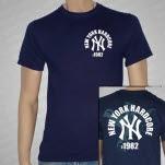 Agnostic Front 1982 Navy T-Shirt