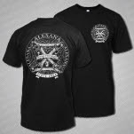 Alesana A Decade of Destruction Black T-Shirt