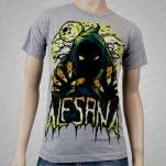 Alesana Creaper Heather Gray T-Shirt