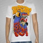 Alesana Fang Monster White T-Shirt