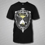 Alesana Hourglass Black T-Shirt