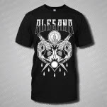 Alesana Rams Black T-Shirt