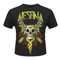 Alesana Skull Wings T-Shirt