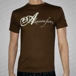 Alexisonfire script logo T-Shirt