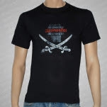 Alexisonfire Swords Black T-Shirt