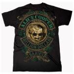 Alice Cooper Billion Dollar Baby Crest T-Shirt