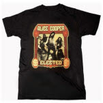 Alice Cooper Elected Band T-Shirt
